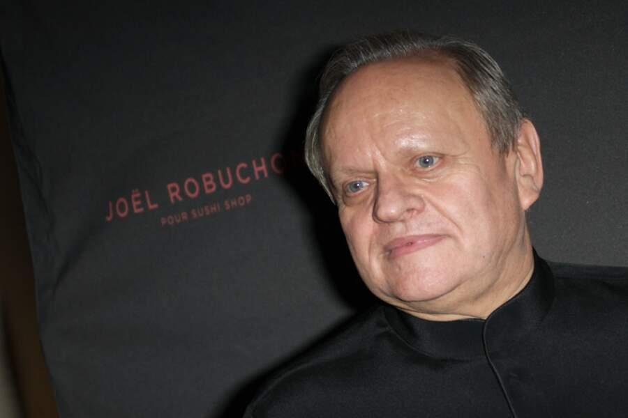 Joël Robuchon nous a quittés le 6 août 2018
