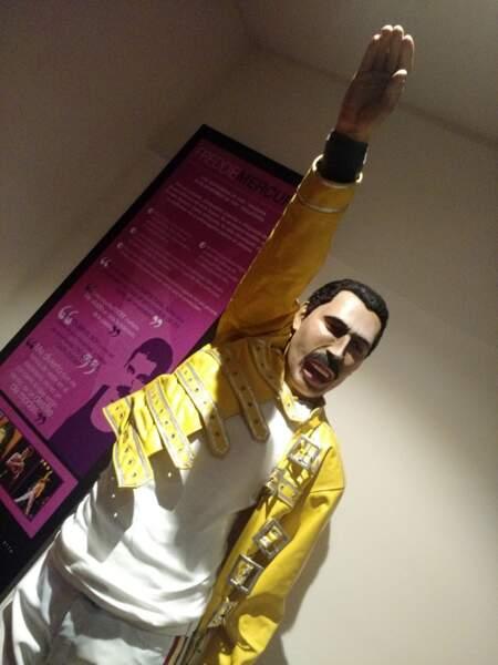 Oui oui, c'est bien Freddie Mercury
