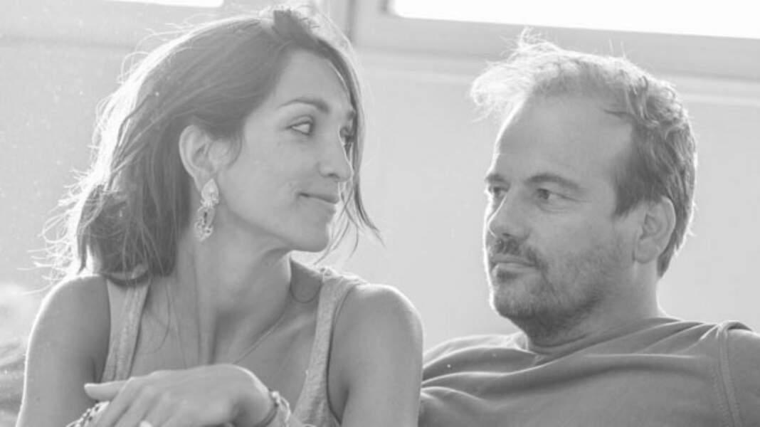 Stéphane Hénon (Jean-Paul Boher) et sa femme Isabelle