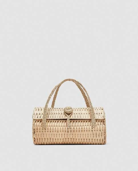 Zara, sac rigide, 29,95 €