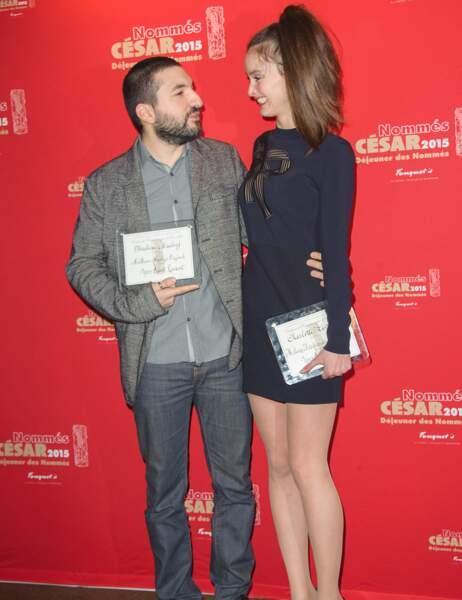 Ibrahim Maalouf et Charlotte Le Bon