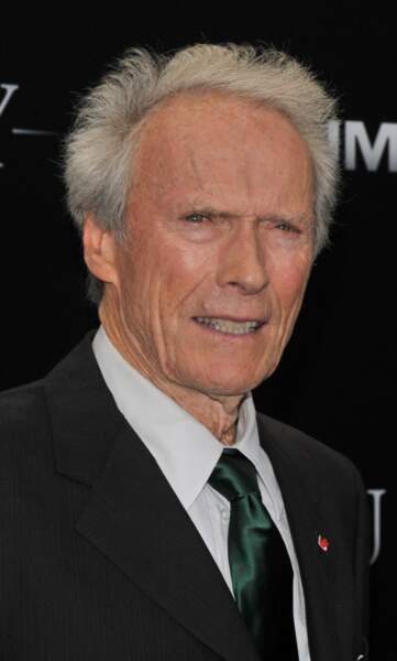 Clint Eastwood est papa de 7 enfants, avec 5 femmes différentes