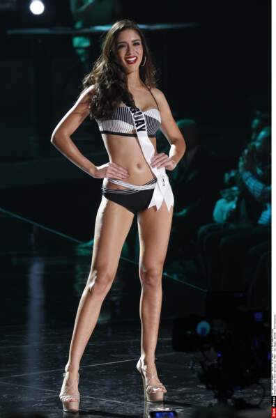 Miss Uruguay, Bianca Sanchez