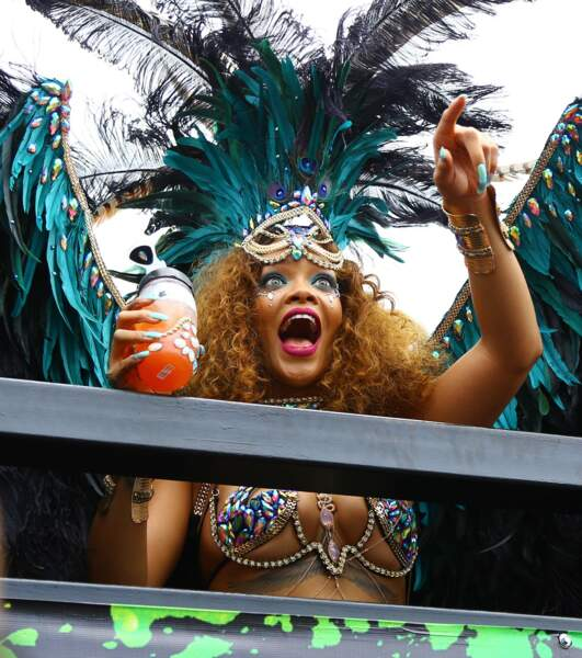 Non, c'est Rihanna!