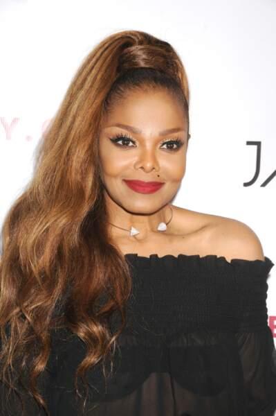 Maman après 45 ans - Janet Jackson a donné naissance à un petit Eissa à 50 ans