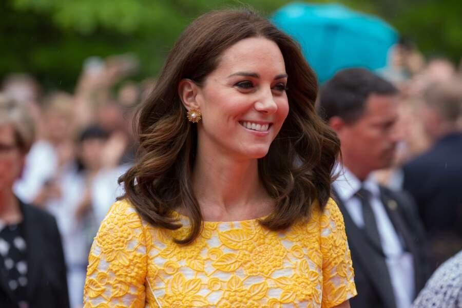 Kate Middleton, duchesse de Cambridge, 4e