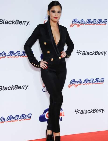 9ème place : Cheryl Cole