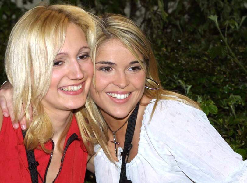 Lauryne Stawon (à droite)
