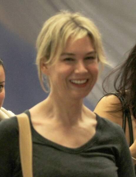 L'actrice au quotidien, plus Bridget Jones que jamais