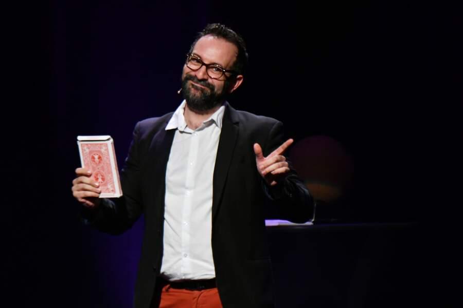 François Martinez au 35ème festival Mont-Blanc Humour