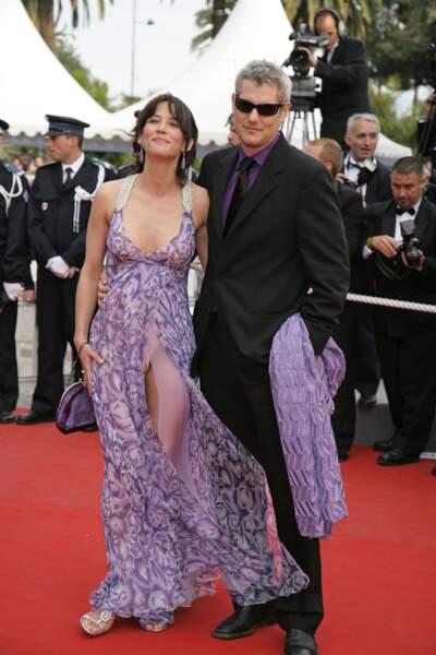 Festival de Cannes, les accidents de tenue les plus sexy - Sophie Marceau, parce que jamais 2 sans 3