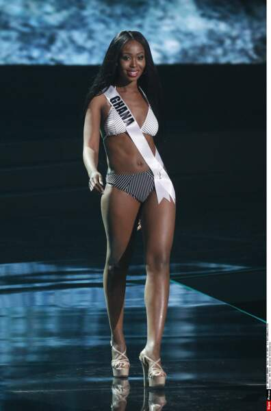 Miss Ghana, Hilda Akua Frimpong