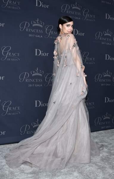 Princess Grace Awards : Sofia Carson