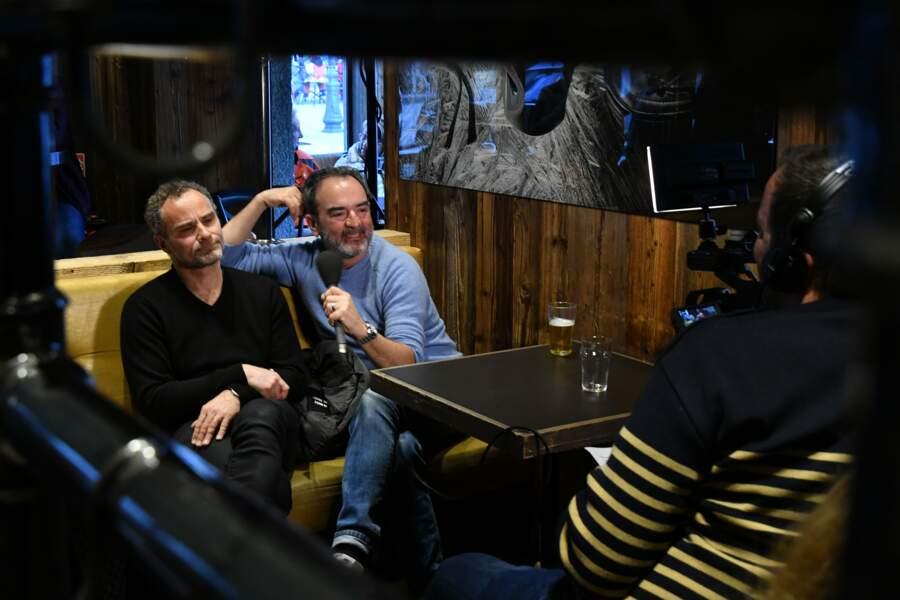 Bruno Solo et Sören Prévost au 35ème festival Mont-Blanc Humour