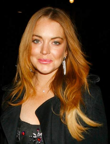 Lindsay Lohan !