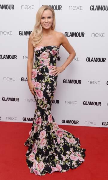 Amanda Holden aux Glamour Awards