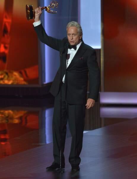Meilleur acteur dans une mini-série ou téléfilm de prestige : Michael Douglas, Ma vie avec Liberace