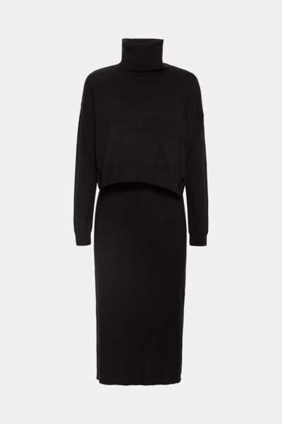 La robe pull 2 en 1, La Redoute, 69,99€
