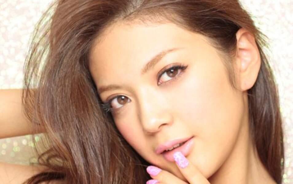 Miss Japon Michiko Tanaka, 23 ans, 1m71