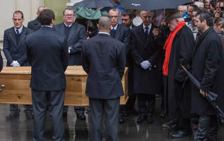 Le 30 novembre, Jean-Paul Belmondo était à Nice