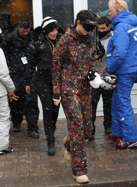 Ski ET shopping : le programme d'une journée parfaite pour Khloé et Kendall
