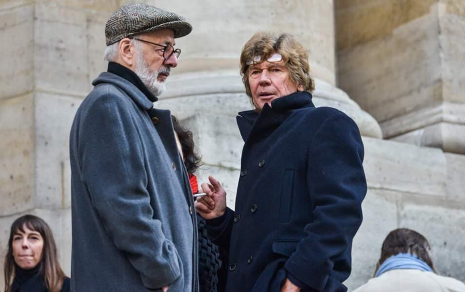 Bertrand Blier et Etienne Chatiliez