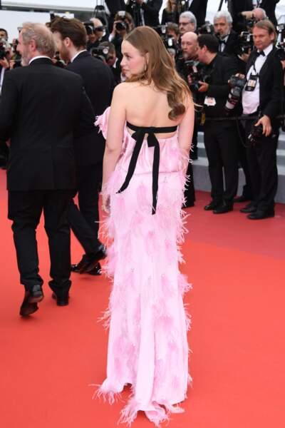 Sara Forestier au Festival de Cannes 2019