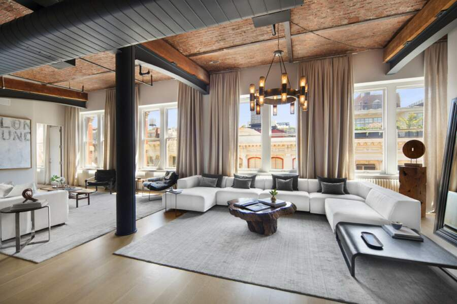 L'intérieur de l'appartement new-yorkais de Zayn Malik