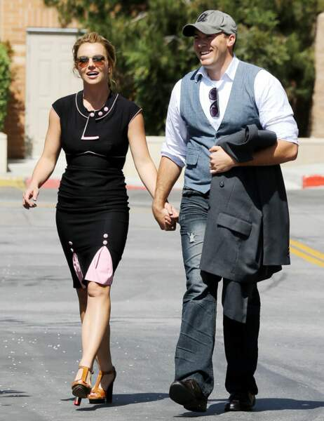 Britney Spears et David Lucado