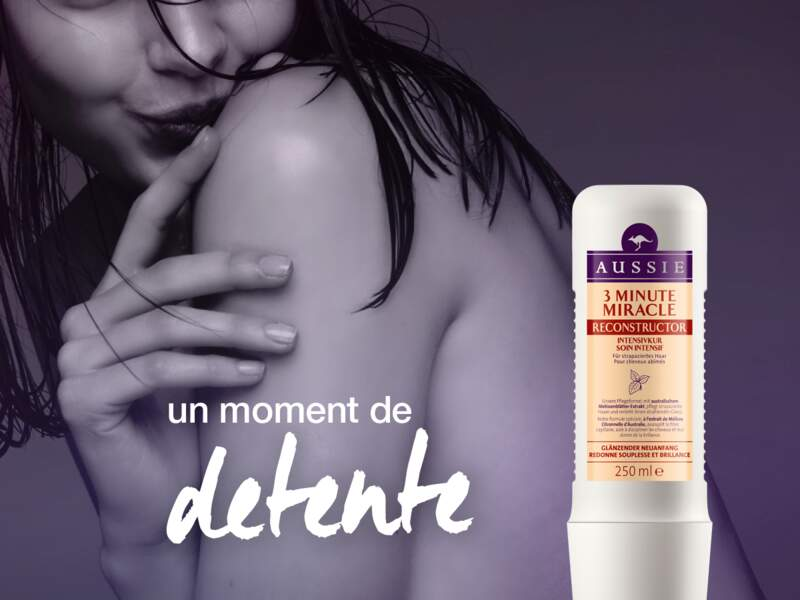 3 Minute Miracle, le soin express best seller Aussie