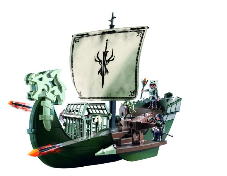 Drago et le vaisseau d'attaque. 49,90 €, Playmobil