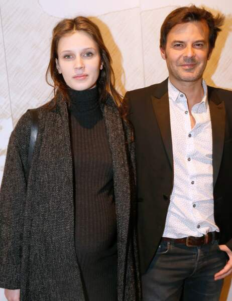 Marine Vacth et François Ozon