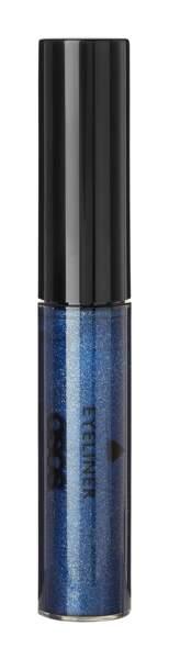 Eyeliner liquide bleu pailleté Vigilant, ASOS Make-up, 8,49€