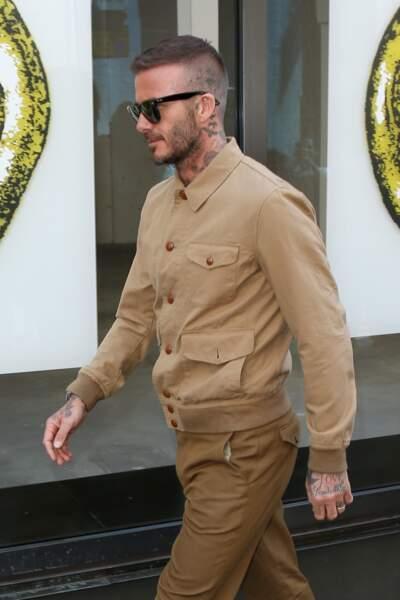 Les do de la semaine : David Beckham