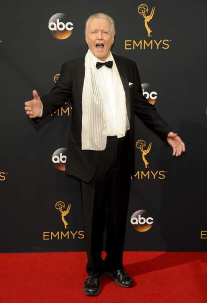 Emmy Awards 2016 : Jon Voight (le père d'Angelina Jolie)