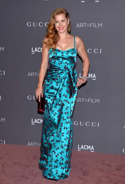 Amy Adams 2017 LACMA Art + Film Gala - LA