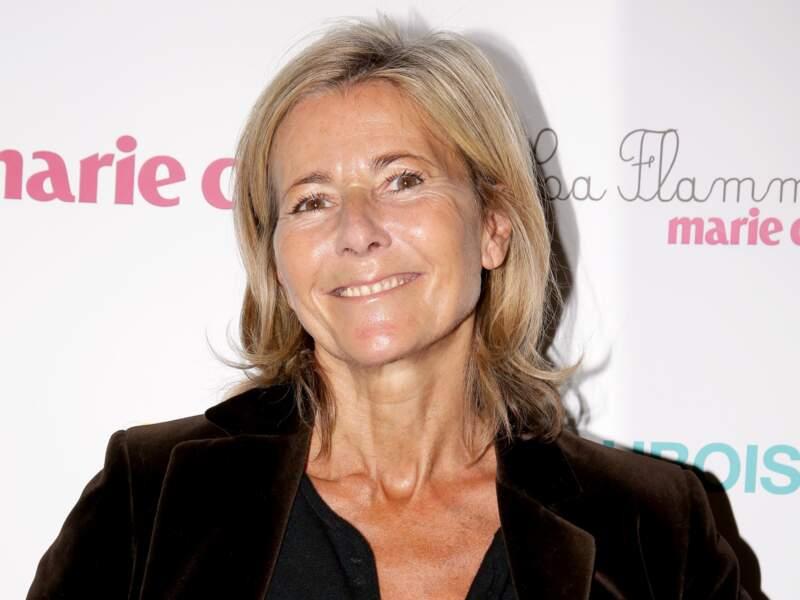 4. Claire Chazal a gagné 392 779 euros