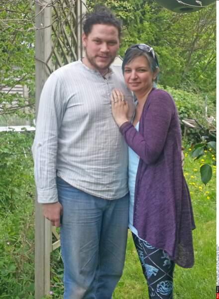 Simon Redstone et Samantha Halstead, sans leurs tenues de Game of Thrones