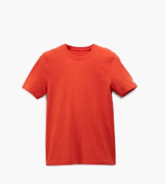 T-shirt orange, Reebok x Victoria Beckham, 79,95€