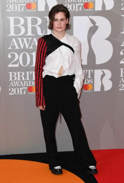 Brit Awards 2017 : Christine and the Queens