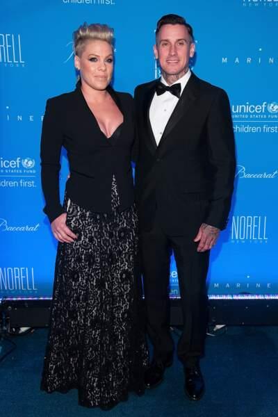 Ces stars de nouveau en couple après une rupture - Pink et Carey Hart