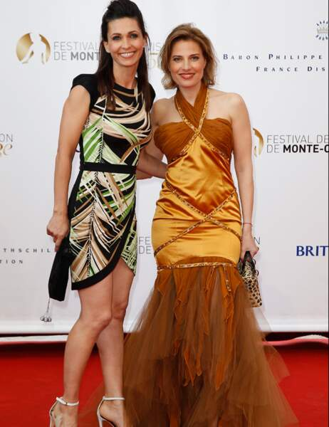 Christine Lemler a aussi rejoint Adeline Blondieau pour Sous le Soleil de Saint-Tropez