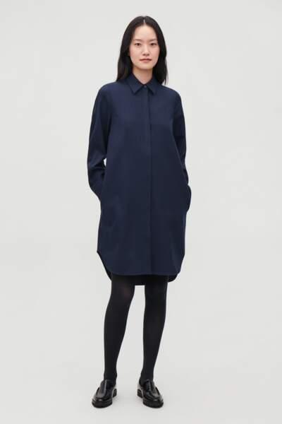 Robe chemise, COS, 99€