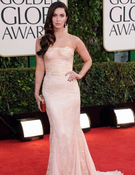 17ème place : Megan Fox