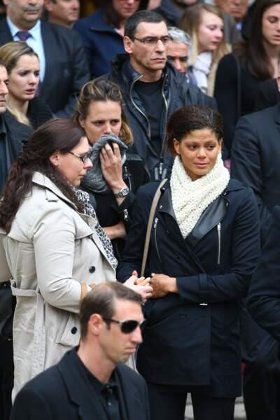 Laure Manaudou, Coralie Balmy et Alain Bernard