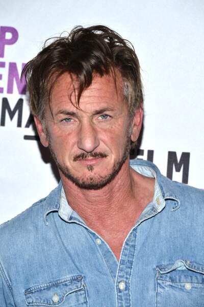 Saurez-vous reconnaître qui sont leurs très célèbres pères : Sean Penn