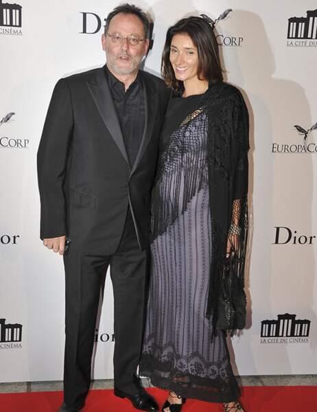 Jean Reno et Zofia Borucka