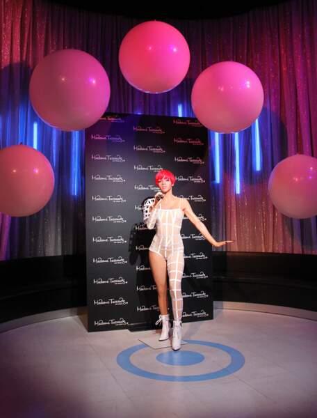 Le double de cire de Rihanna au Madame Tussauds de Las Vegas