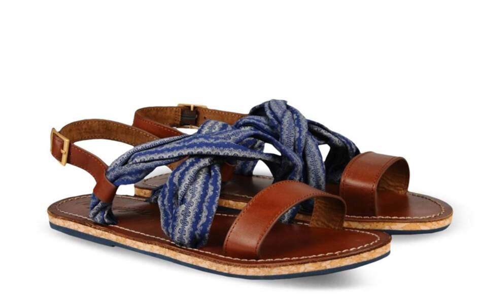 Sandales NAPAPIJRI : 75€