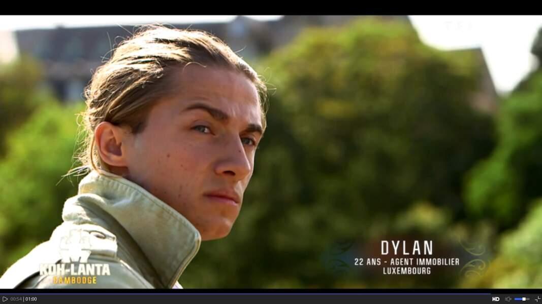 Voici Dylan, candidat de la 17ème saison de Koh-Lanta